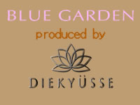 BLUE GARDEN produced by DieKyusse